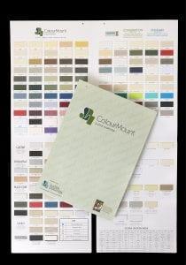 POSM - Colourmount Wallchart